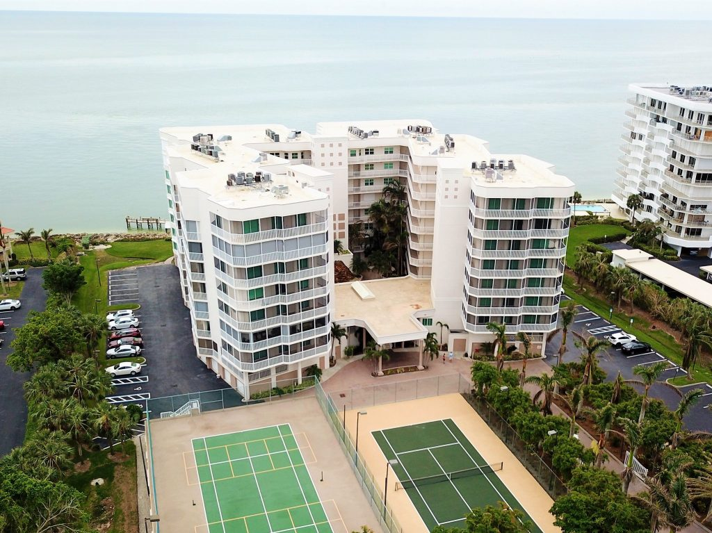 Gulf View Condos - Mirage on the Gulf - Marco Island, FL